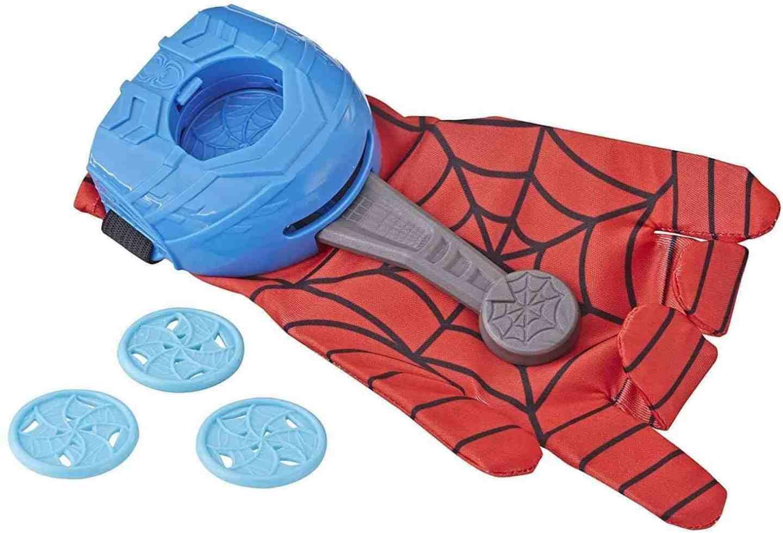 Spider-Man-Web-Launcher