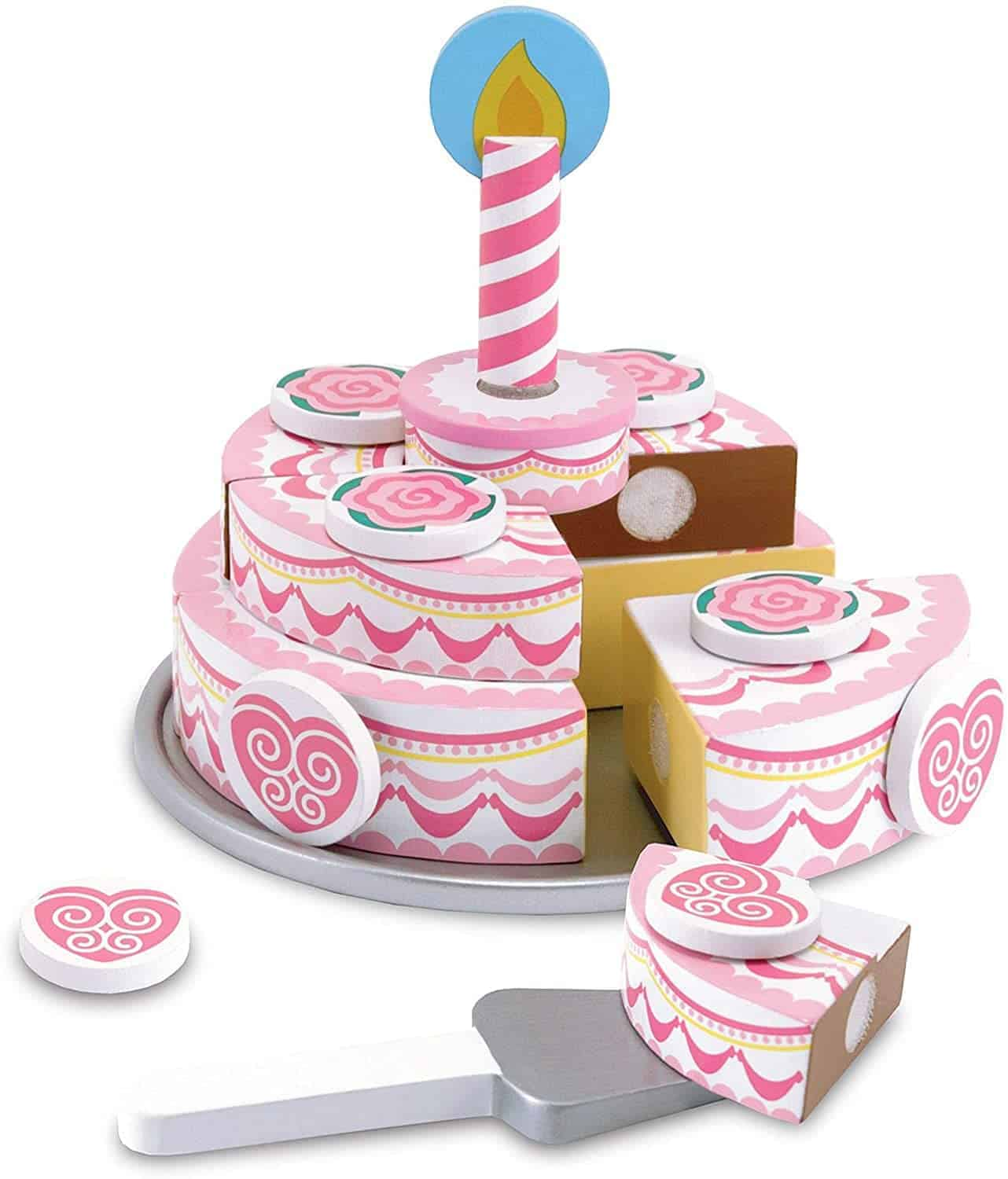 Triple-Layer-Party-Cake-Toy