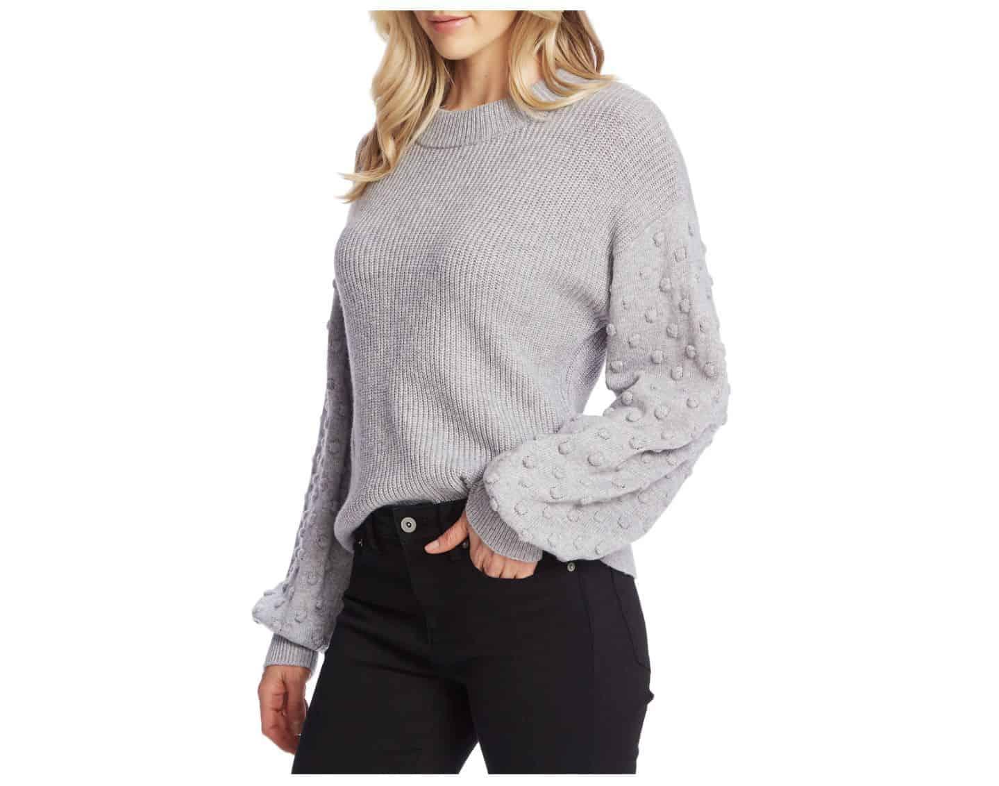 puff-sleeve-sweater