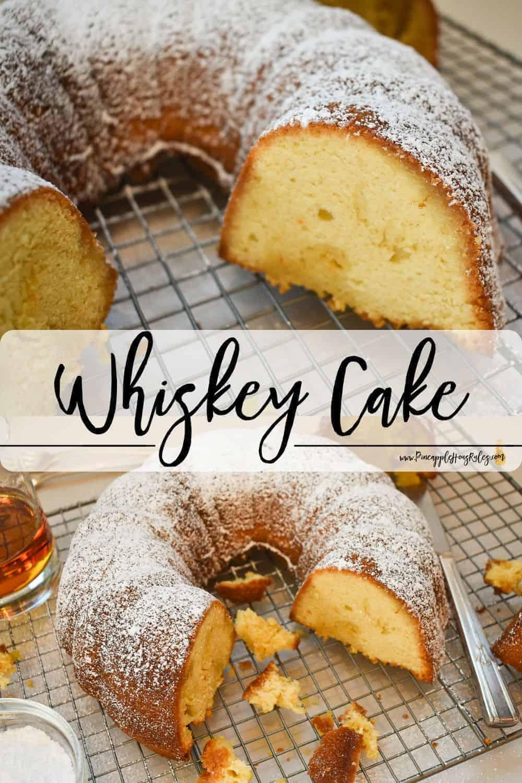 Whiskey-Cake