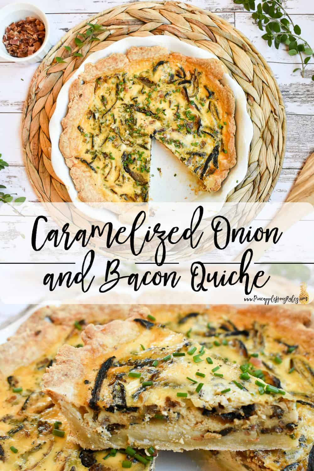 Caramelized-Onion-and-Bacon-Quiche