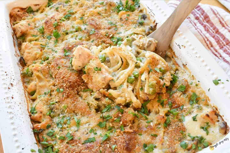 Chicken-Tetrazzini-easy-recipe