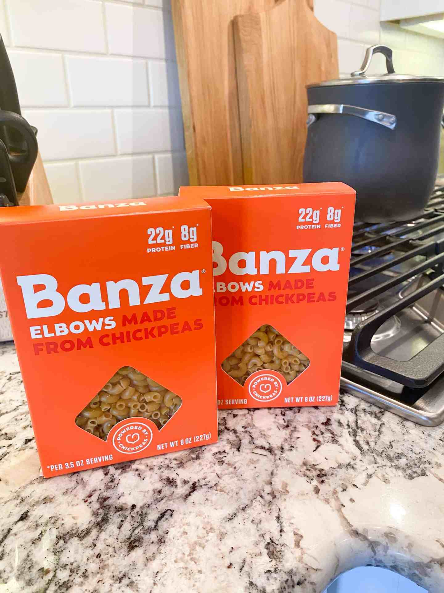 Banza-low-carb-high-protein-pasta