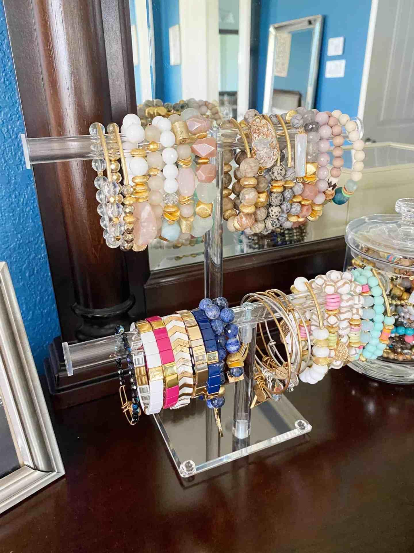 Acrylic-2-Tier-Jewelry-Organizer