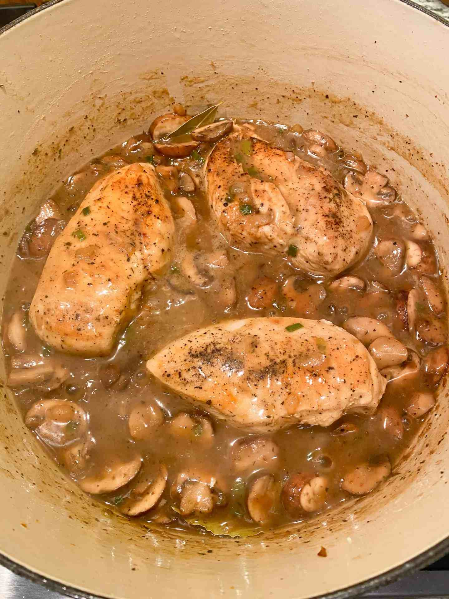 return-chicken-to-pot-and-simmer-until-cooked-through