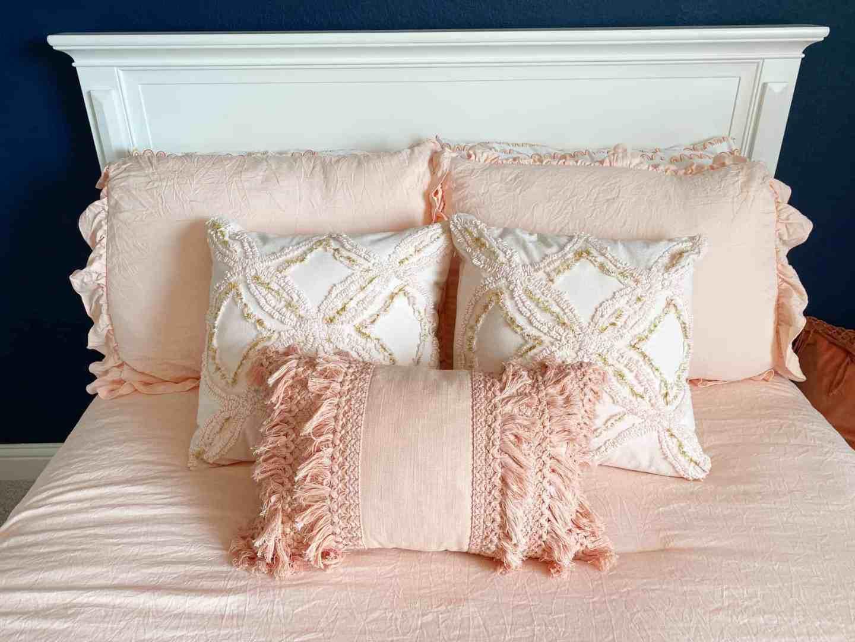 Brooke's Big Girl Bed