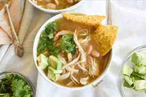 Slow Cooker Southwestern Chicken Soup easy recipe