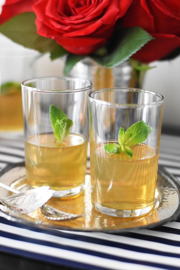 Mint Julep Jello Shots for Kentucky Derby Party by Pineapple Paper Co.