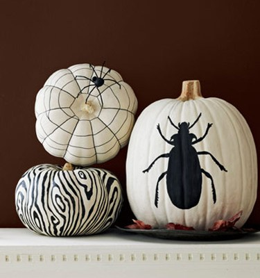 10 No Carve Pumpkin Ideas for Halloween