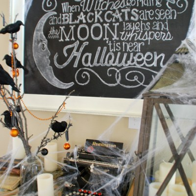 DIY Halloween Ideas to Make Now