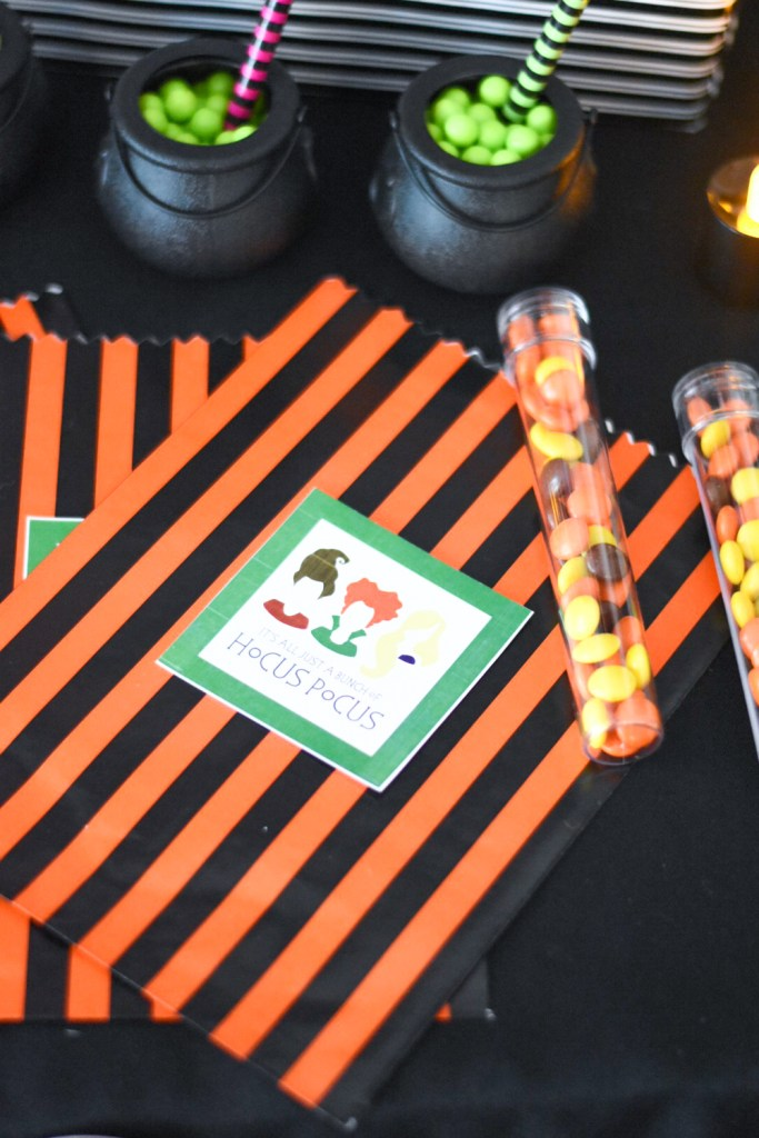 Hocus Pocus Party Favors by Pineapple Paper Co.