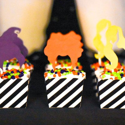 Hocus Pocus Halloween Party Ideas