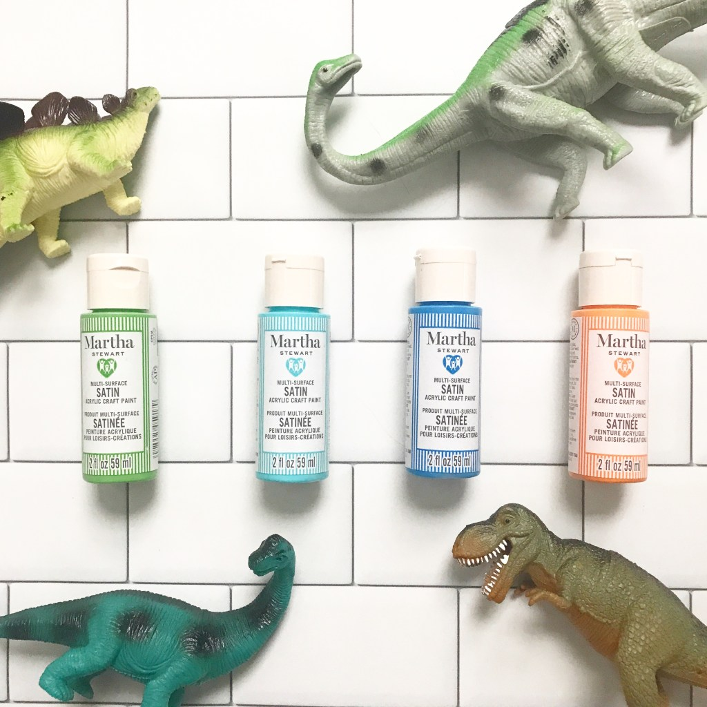 Diy Dinosaur Party Favors With Martha Stewart And Cricut Pineapple