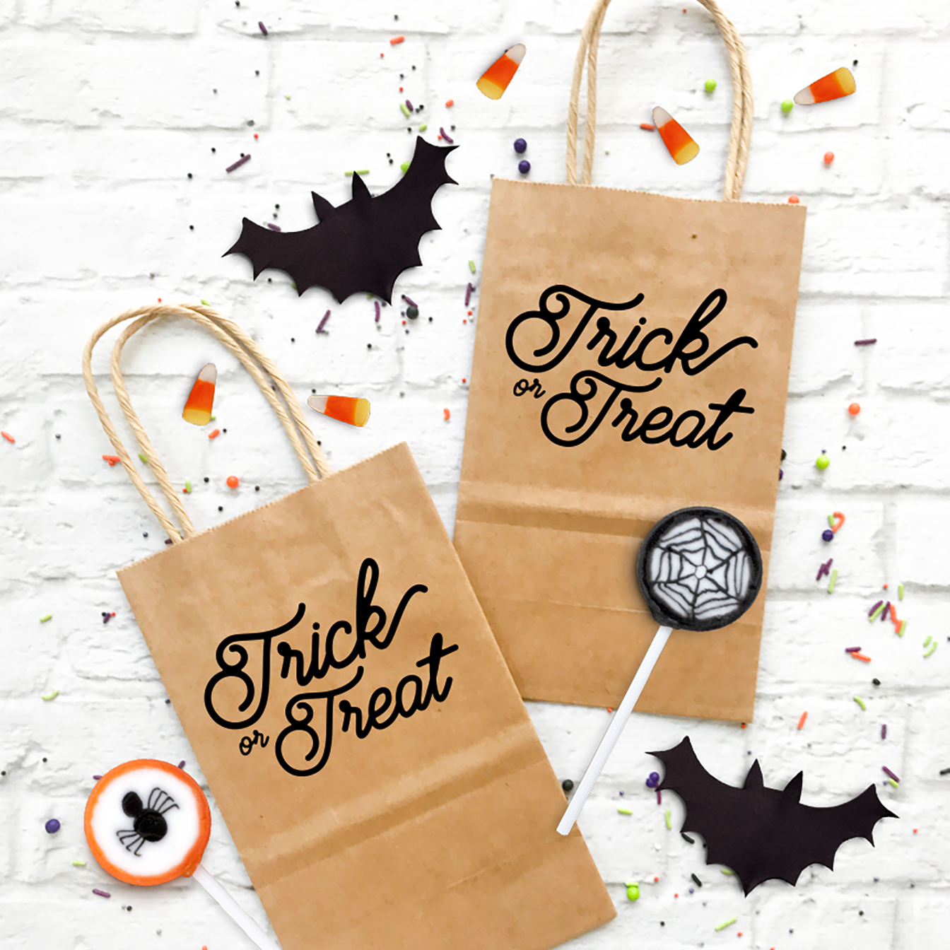 Make Your Own Halloween Treat Bag Free Svg Pineapple Paper Co