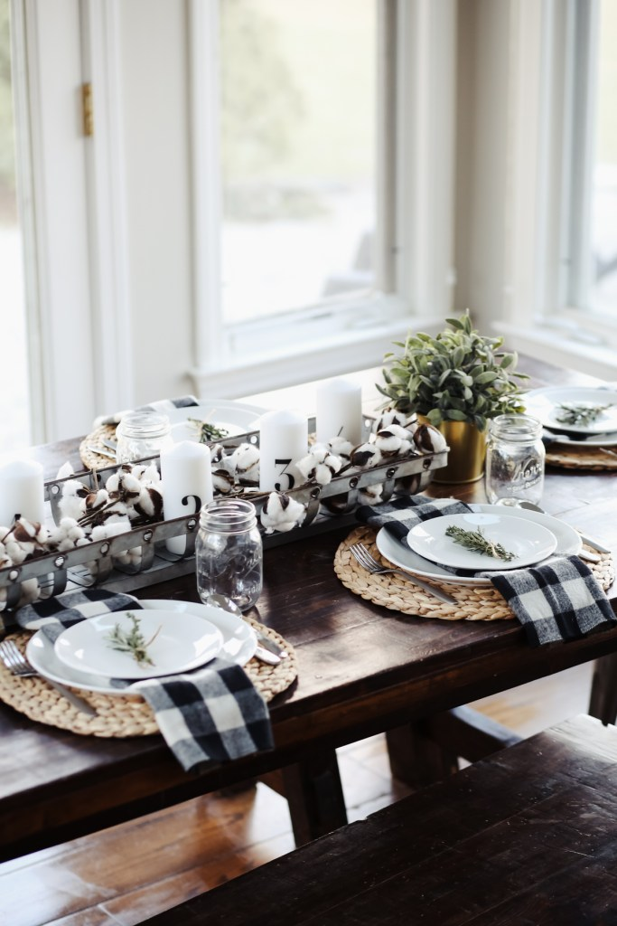 Farmhouse Thanksgiving Decor Ideas curated by Pineapple Paper Co.