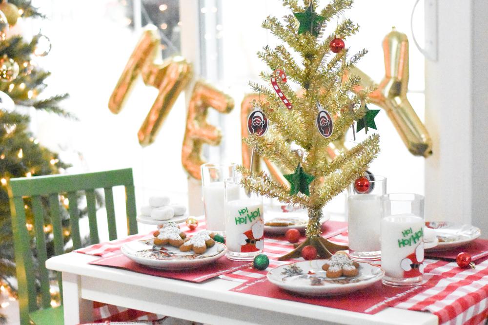 Kids Christmas Party Ideas Cricut Maker Pineapple Paper Co