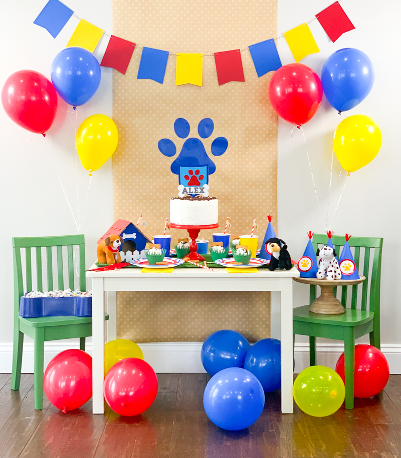 Stupendous Diy Paw Patrol Birthday Party Ideas With Cricut Pineapple Download Free Architecture Designs Scobabritishbridgeorg