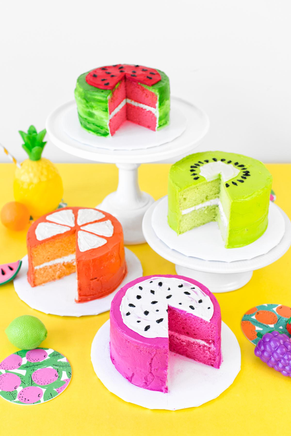 Brilliant Tutti Frutti Birthday Party Cake Ideas Twotti Fruity Pineapple Funny Birthday Cards Online Overcheapnameinfo