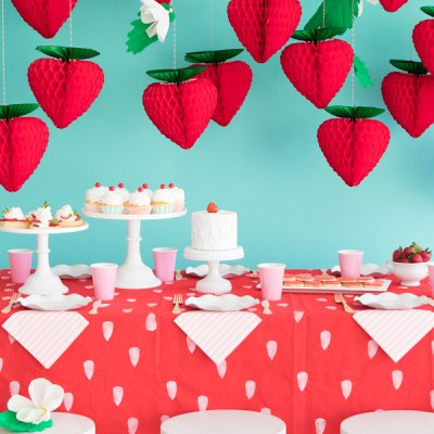 Summer Birthday Party Ideas for Girls
