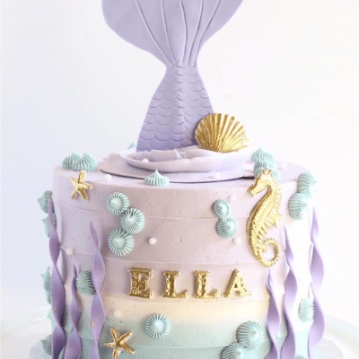20+ AMAZING Mermaid Birthday Cakes for your Next Party