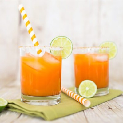 Zesty Carrot Margarita Recipe