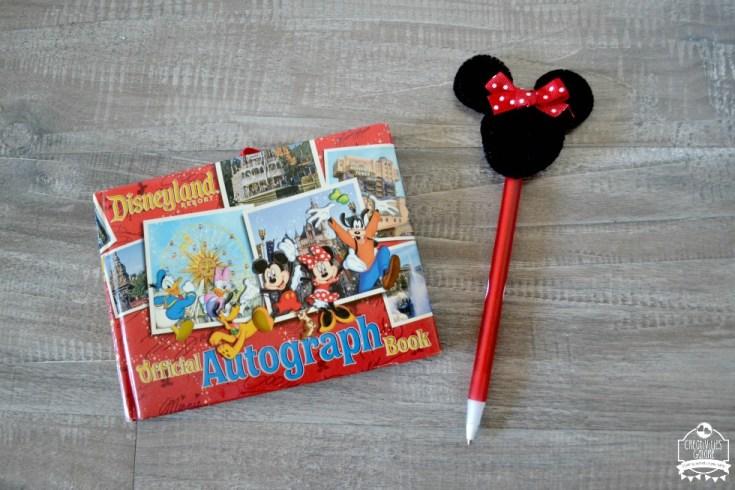 DIY Minnie Mouse Pen Topper