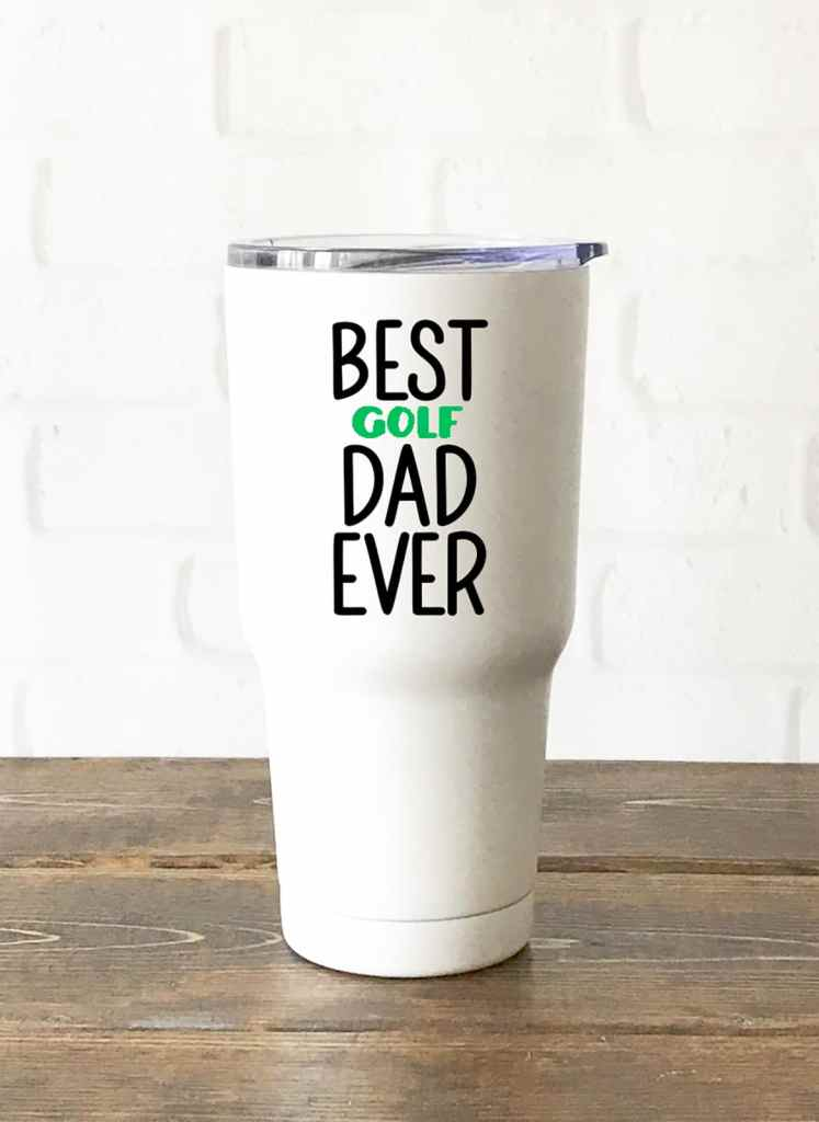 Free Best Dad Ever SVG Cut Files for Father's Day - Set of 6 Free SVGs for Cricut & Silhouette Machines by Pineapple Paper Co.