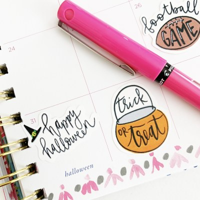 Free Planner Stickers for Fall