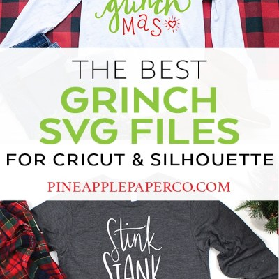 My Favorite Grinch SVG Files