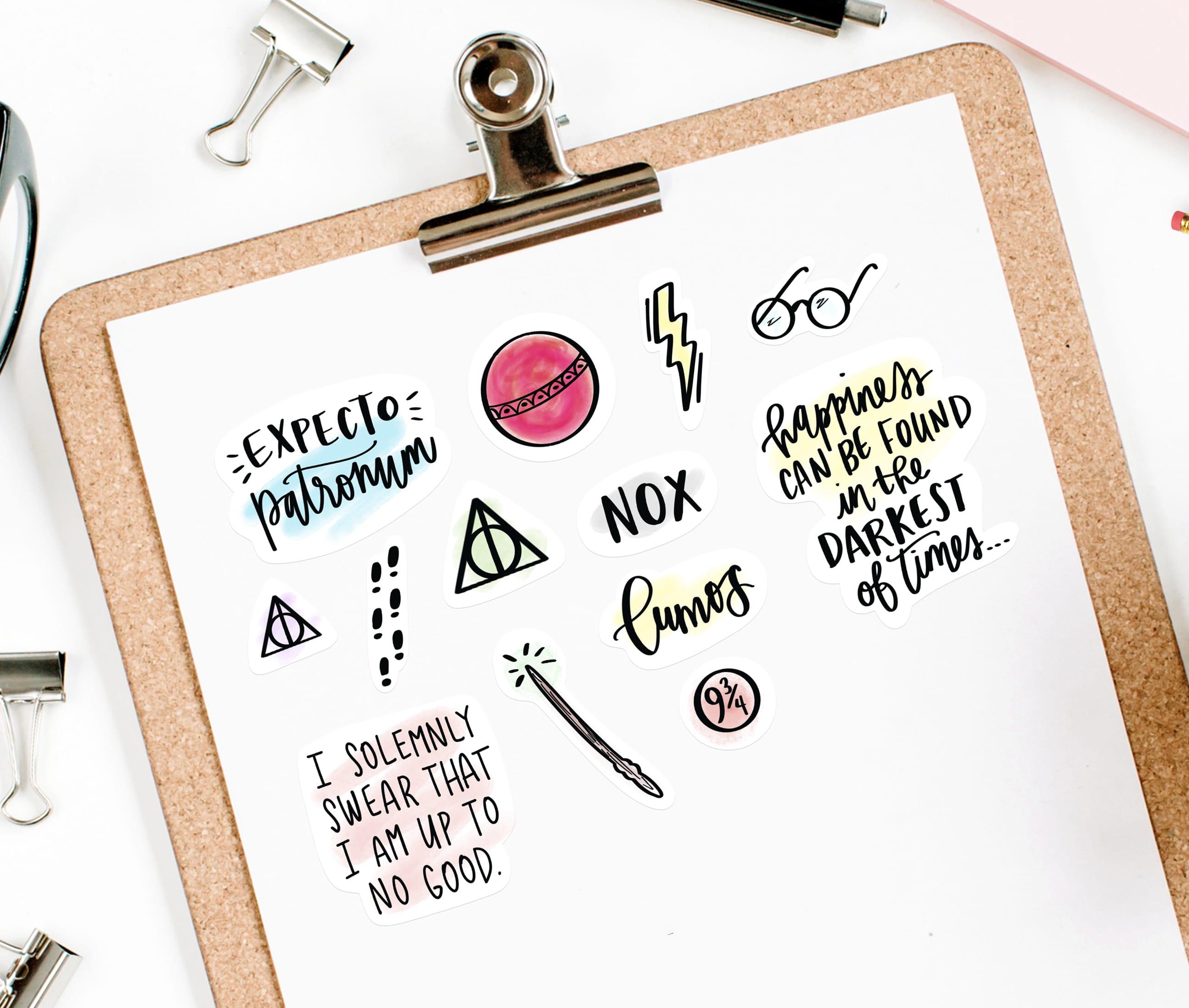Download Harry Potter SVG Files - Cricut & Silhouette Cut Files ...