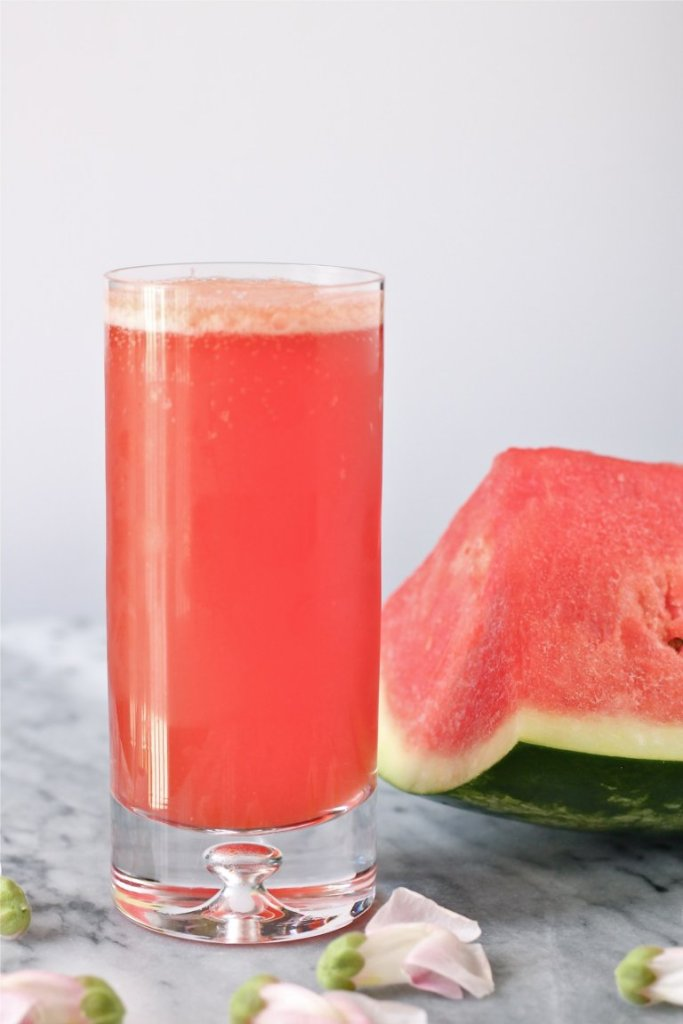 watermelon beer cocktail