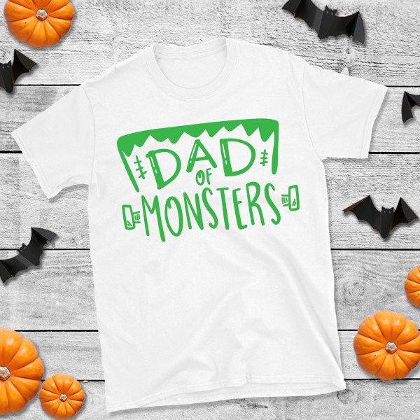 Monster Family SVG Files from Pineapple Paper Co.