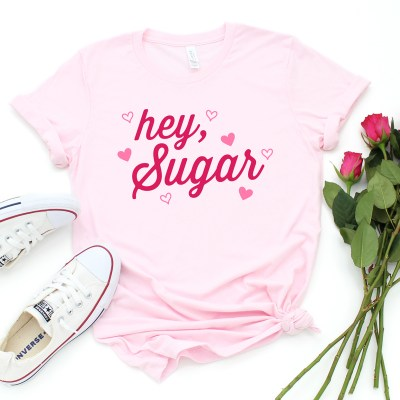 Hey Sugar SVG
