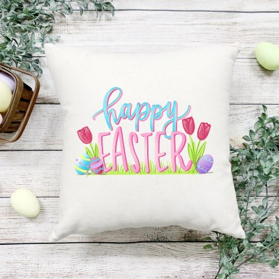 Free Happy Easter Sublimation Design