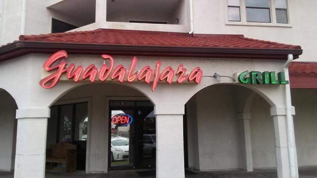 Guadalajara Mexican Grill