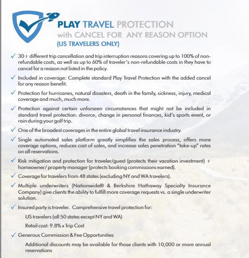 travel insurance detail