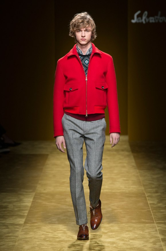 SALVATORE FERRAGAMO 2016FW Men's