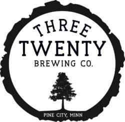 Three Twenty Brewing Co Logo