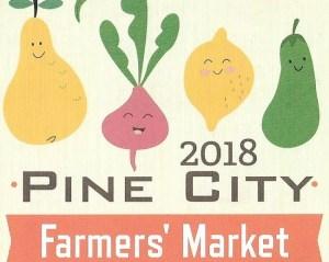 2018 Farmer's Market Logo