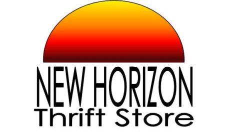 Logo for the New Horizon Thrift Store