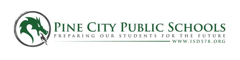 Pine City Public Schools Logo