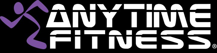Anytime Fitness Horizontal Logo