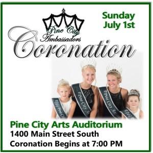 2018 Coronation Invite