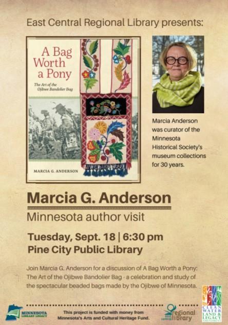 MN Author Presentation Marcia Anderson