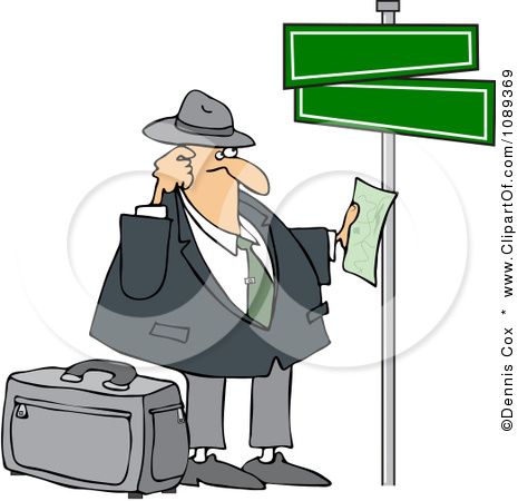 1089369-clipart-lost-man-holding-directions-under-street-signs-royalty-free-vector-illustration