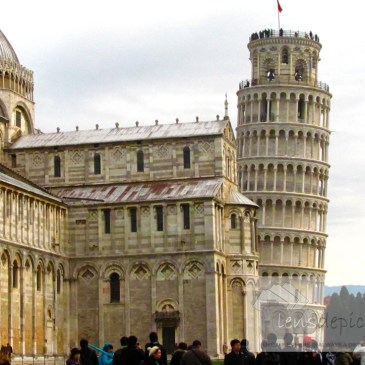 The Leaning Tower Of Pisa: Some journeys offer a lot more than travel photos!