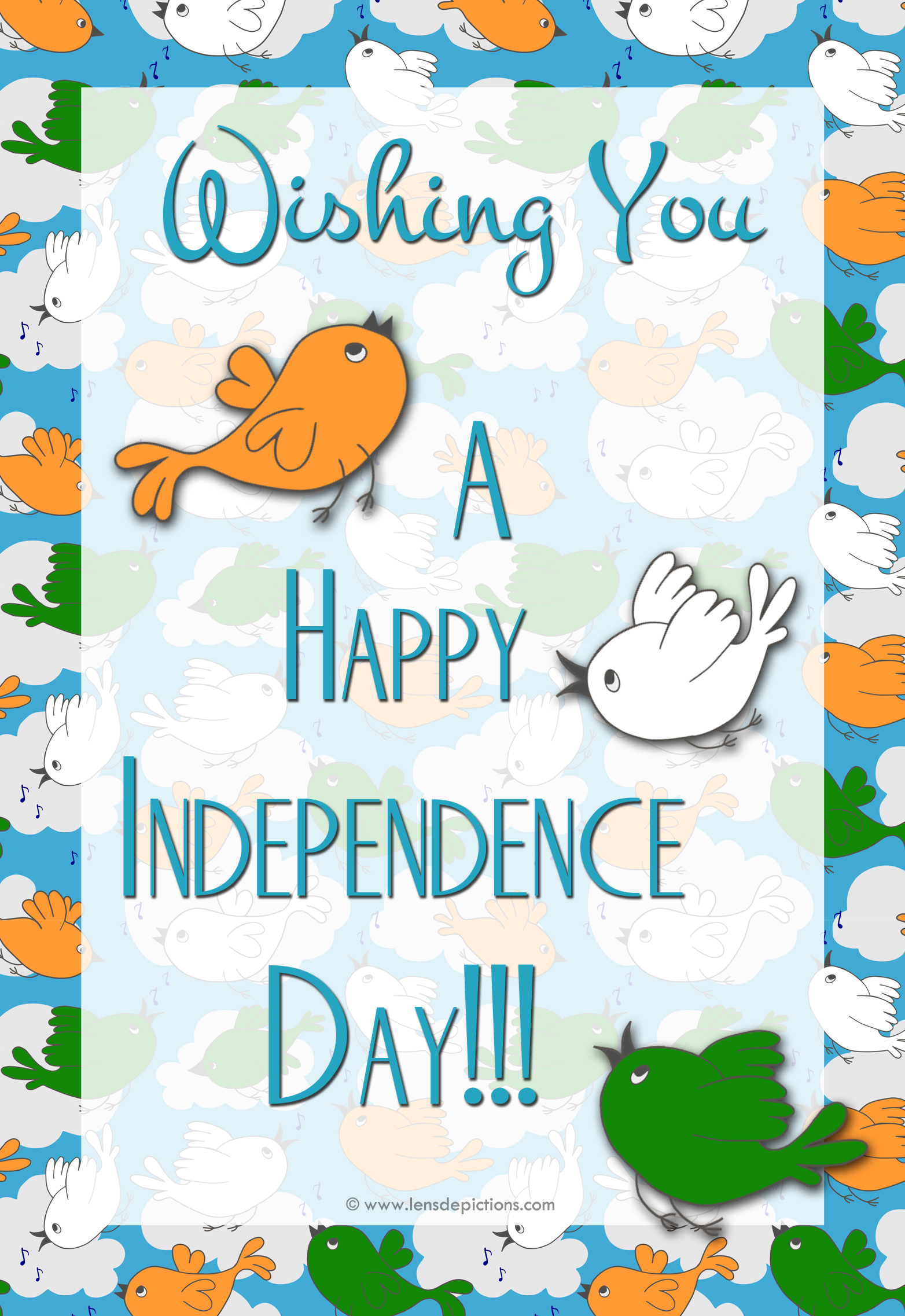 Independence Day India – Free Wish Banner!