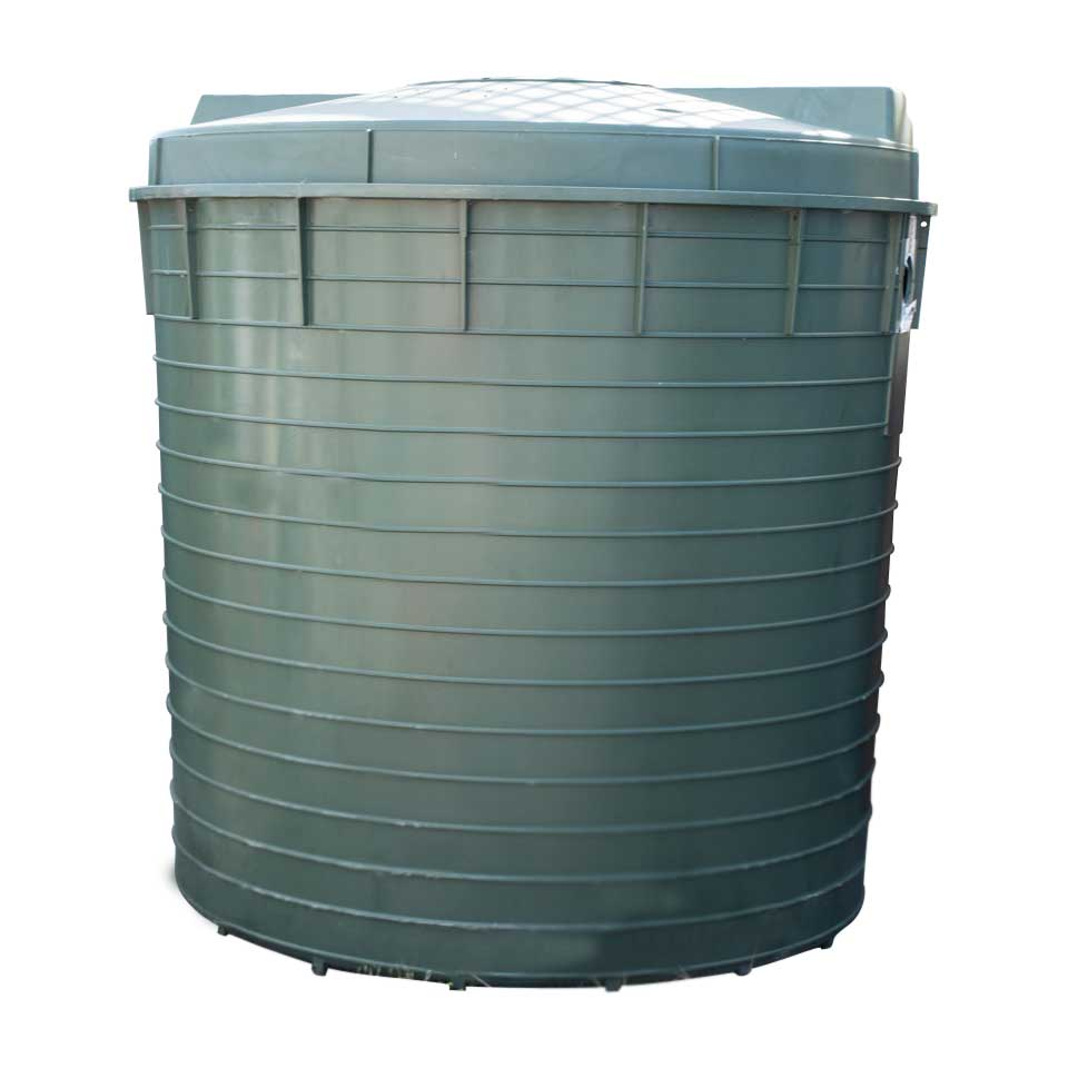 Septic Tank - 3000 Litre - Water Tanks Hobart - Pinecrest Products