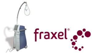 Fraxel laser skin rejuvenation