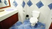 ห้องน้ำในห้องพัก